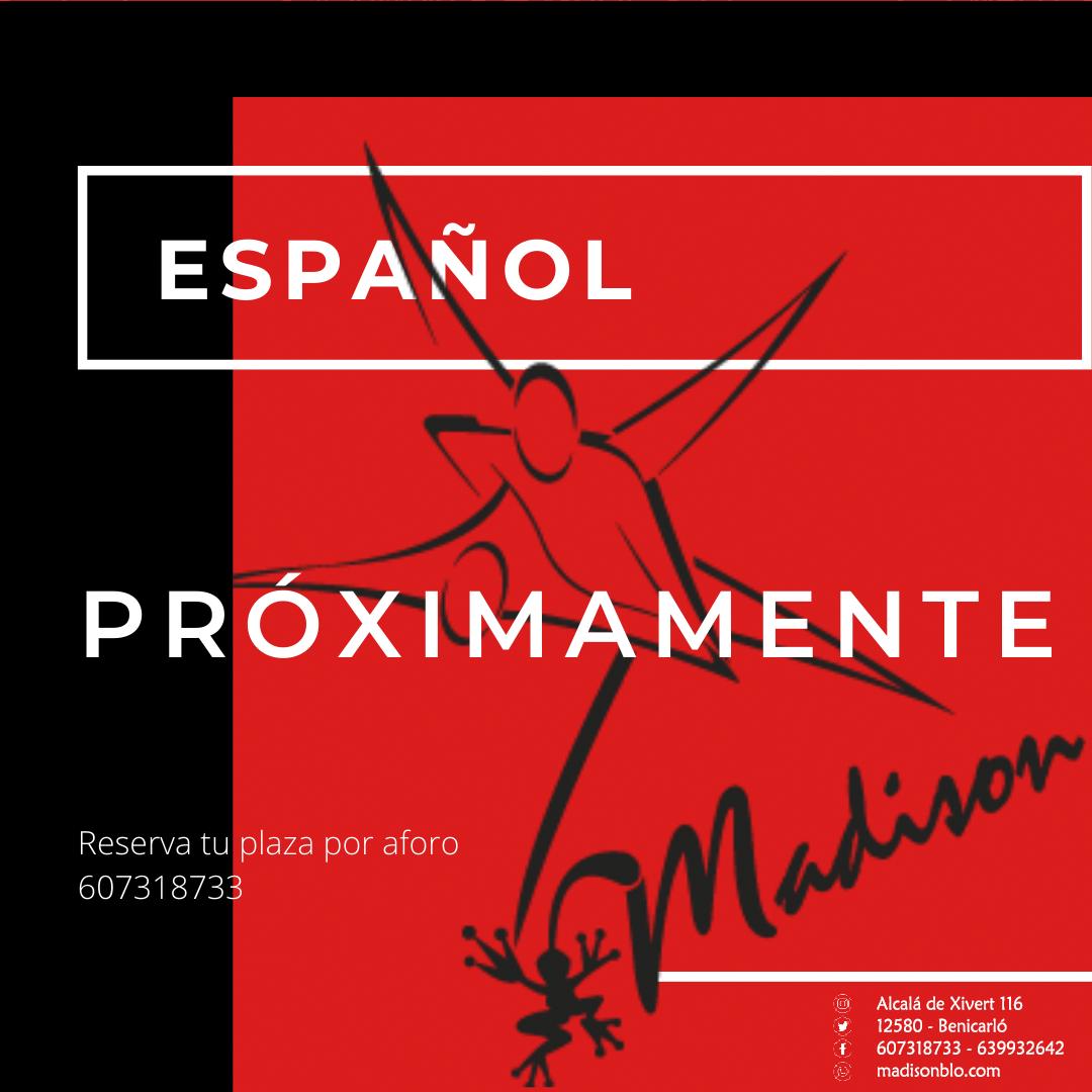 español baile benicarló