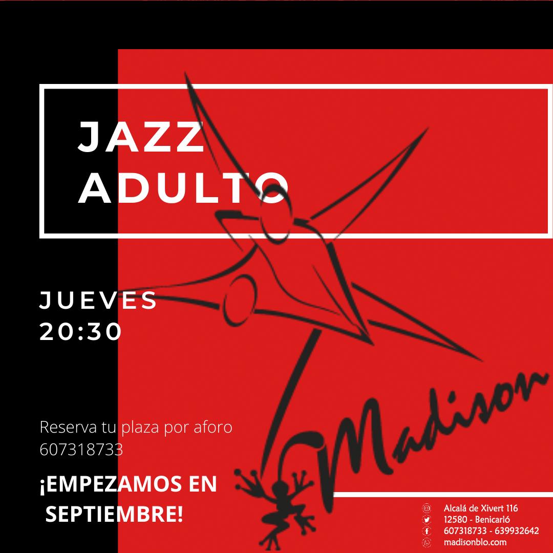 jazz baile benicarló