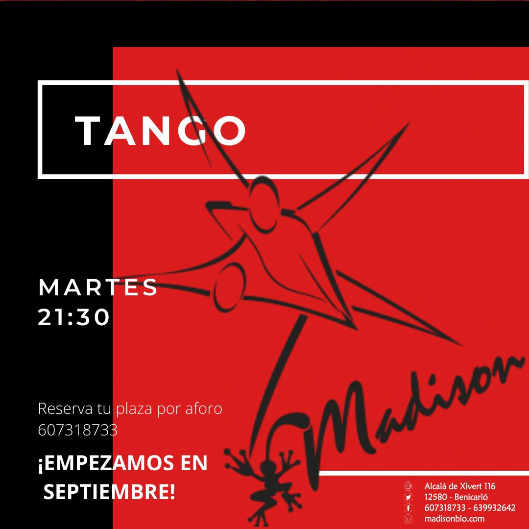 tango milonga benicarló